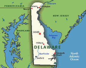 The Colonies  Delaware